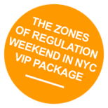 "Our Special ""Weekend in NYC VIP Package"" Includes:"